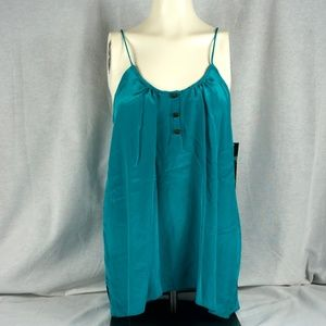 Turquoise Myne Tank (with tag)